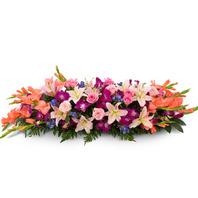 계절꽃혼합 사방화1005
